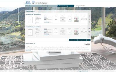 Fenster-Konfigurator
